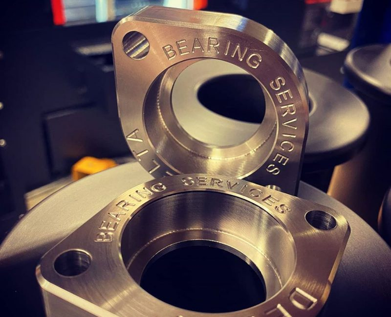 delta bearings metal-component
